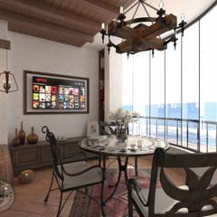 Balcón de estilo  por Orkun BULUT ,