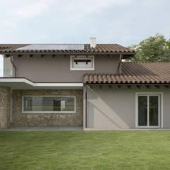 Case architettura idee e foto l homify for Case bianche moderne