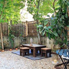 حديقة Zen تنفيذ Fabio Carria