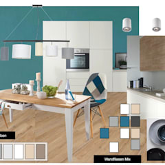 Küche:  Küche von NK-Line. Creative Interior Design in Berlin.