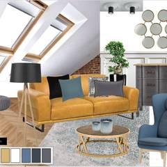 Meine Design- Ideen.:  Wohnzimmer von NK-Line