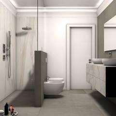 Baños de estilo  por Fratelli Pellizzari spa