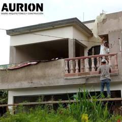 Balcony by Aurion Diseño y Construcción