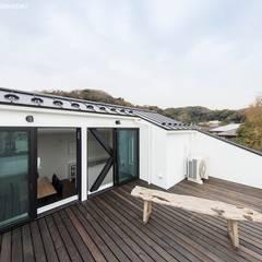 Balkon door 石川淳建築設計事務所