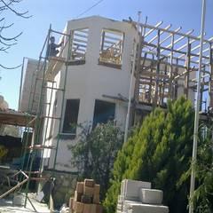 Milana Tadilat Dekorasyon – Mehmet AYDEMİR/Villa ve Havuz İnşaatı/Fethiye:  tarz Bahçe havuzu
