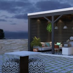 Terrace by MAD Design
