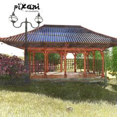 禪風庭院 by PIXANI STUDIOS
