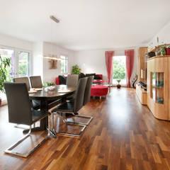 Kundenhaus U077:  Esszimmer von TALBAU-Haus GmbH