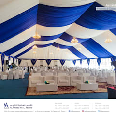 Event venues by AL FARES INTERNATIONAL TENTS