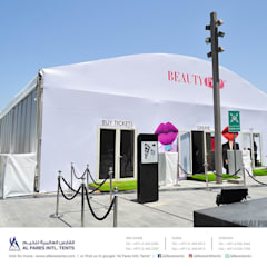 AL FARES INTERNATIONAL TENTS 의  행사장, 한옥