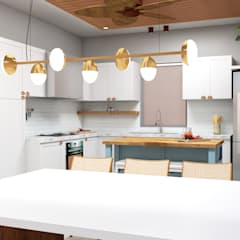 Kitchen units by Lozí - Projeto e Obra