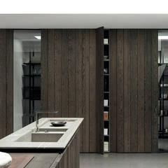 Cozinha Modulnova Float por Leiken - Kitchen Leading Brand Minimalista