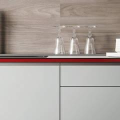 Cozinha Valcucine Forma Mentis por Leiken - Kitchen Leading Brand Minimalista
