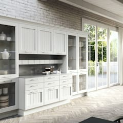 Muebles de cocinas de estilo  por Leiken - Kitchen Leading Brand