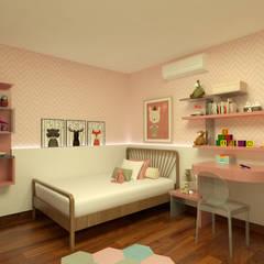 Phòng trẻ em by Lozí - Projeto e Obra