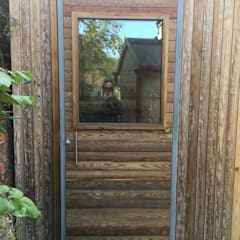The Ungrateful shed:  Sliding doors by The Ungrateful shed company