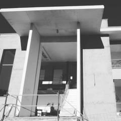 Vivienda Unifamiliar en Urbanización La Alcayna: Casas unifamilares de estilo  de Sistemas Metálicos Murcia