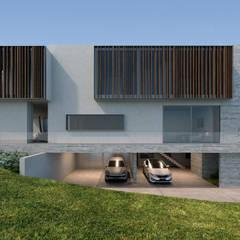 Modern home by HAC Arquitectura Modern