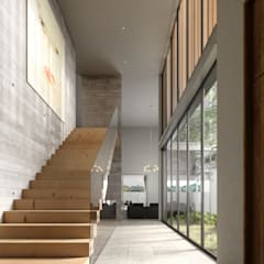 by HAC Arquitectura Modern