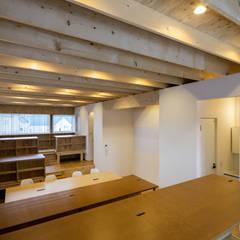 鐵拓〜かねひら〜: to be Designedが手掛けたオフィスビルです。