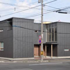 s.s.k.邸: to be Designedが手掛けた二世帯住宅です。