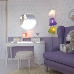 Girls Bedroom by L.E.DESIGNINTERIOR