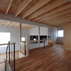 a.o.y.邸: to be Designedが手掛けた子供部屋です。