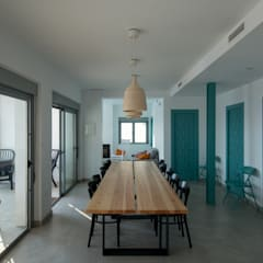 Dining room by JAO arquitectura