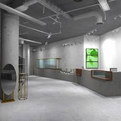 مراكز تسوق/ مولات تنفيذ WARS ( W Architect Studio )