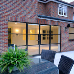 Basement windows by IQ Glass UK