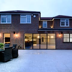 Basement windows by IQ Glass UK,
