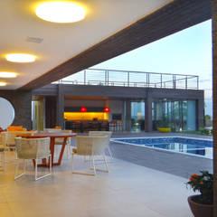 Nhà đồng quê theo Sônia Beltrão Arquitetura ,