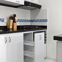 Cocinas pequeñas modernas: ideas, diseños e imágenes | homify