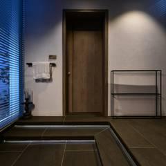 GPM邸: Sen's Photographyたてもの写真工房すえひろが手掛けた浴室です。