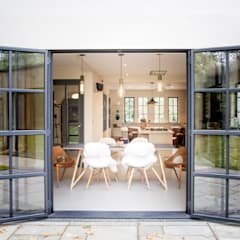 Glass doors by IQ Glass UK