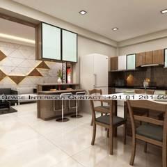 آشپزخانه by Future Space Interior