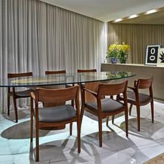 Apartamento Serra: Salas de jantar  por My Decor Book