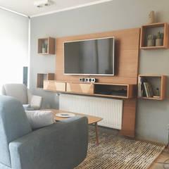 Scandinavian Style Living Room Design Ideas U0026 Pictures | Homify