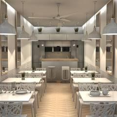 ร้านอาหาร by Interiores Málaga