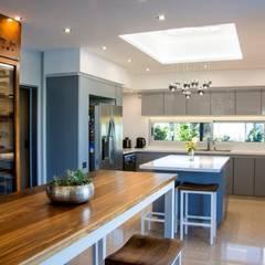 ห้องครัว โดย ARQCONS Arquitectura & Construcción, โมเดิร์น
