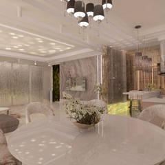 Muebles de cocinas de estilo  por Дизайнер Темненко Ольга,