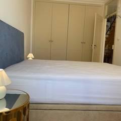 Apartamento T2 Estrela - Lisboa Quartos campestres por EU LISBOA Campestre