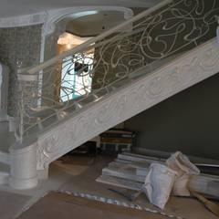 Модерн модерн: Лестницы в . Автор – Дизайнер Темненко Ольга, Модерн