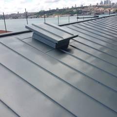 Roof by Butik Çatı & Proje Danışmanlık