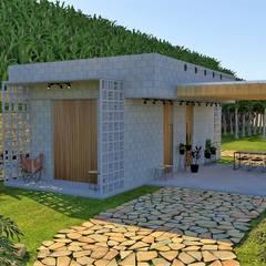 บ้านสำเร็จรูป by Pedro Ivo Fernandes | Arquiteto e Urbanista
