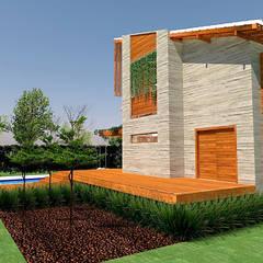 Refúgio Serrano por Pedro Ivo Fernandes | Arquiteto e Urbanista Campestre