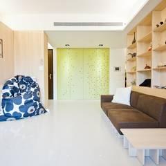 جدران تنفيذ 直方設計有限公司
