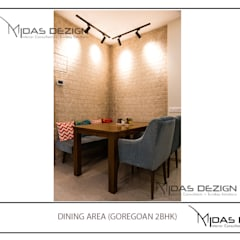 Dining room by Midas Dezign