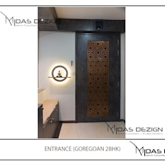 Corridor and hallway by Midas Dezign