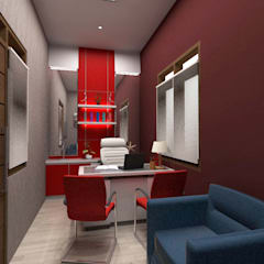 Offices & stores by Maxx Details, Modern